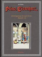 Prinz Eisenherz BOCOLA Verlag, Hal Foster-Gesamtausgabe, Band 14, Jg. 1963/1964