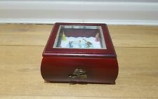 Mr Christmas religious jesus and angels Music Box