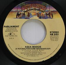Funk 45 Parliament - Aqua Boogie / (You'Re A Fish And I'M A) Water Sign On Casab