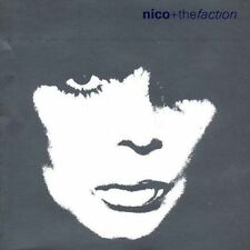 Nico The Faction Camera Obscura (england 1996 Remastered) CD Album Mb3