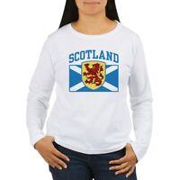 CafePress Scotland Women's Long Sleeve T Shirt Long Sleeve T (443837093)