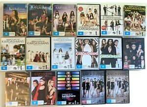Keeping Up With The Kardashians 1, 2, 3, 6, 7, 8, 9, 10, 11, 12, 14 pt2, & 15