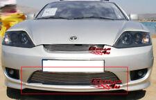 Fits 2005-2006 Hyundai Tiburon Lower Bumper Billet Grille Insert