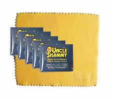 New Digital Device Uncle Shammy Small Cleaning Cloth 5 Pack Clean Smartphone ...