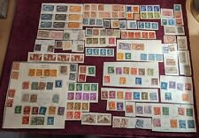 FRANCE / FRENCH COLONIES STAMP COLLECTION / USED & UNUSED / (Lot of 179)