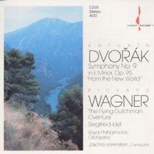CD: Jascha Horenstein - Dvorak: Symphony No. 9 'New World'; Wagner [Chesky]