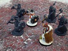 Snow Goonz War In Christmas Village Tabletop Gaming Miniatures