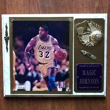 430fcf83ebc Magic Johnson NBA Original Autographed Lithographs