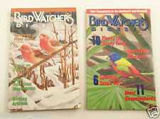 Lot of 2 Back Issues Bird Watcher's Digest Magazines