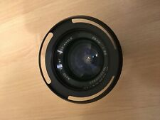 Vivitar 28mm 1:2.5 wide angle lens nikon mount