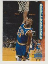 1996-97 Topps Stadium Club #12 Patrick Ewing New York Knicks