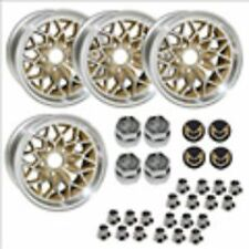 YEARONE Snowflake 17x9 Cast Aluminum Wheel Kit