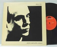 Brian Eno LP w prints Before and After Science on Polydor UK first press