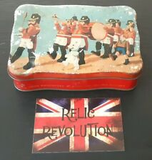 Vintage Mackintosh Toffee Tin..Toy Soldiers. Advertising/Collectable