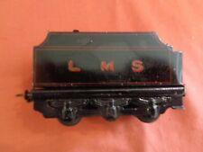 Trix Twin TTR Railways 00 Gauge Tinplate LMS Black Red Loco Coal Tender only