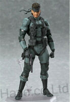 Metal Gear Solid Snake PVC Figure Toy Model New in Box 6""