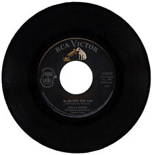 """DELLA REESE  """"BLOW OUT THE SUN c/w I LOVE YOU SO MUCH IT HURTS""""  NORTHERN SOUL"""