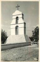 1940s REDLANDS CALIFORNIA Mission Asistencia Religion RPPC real photo 3034