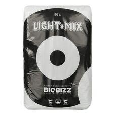 BioBizz Light Mix 50 Liter Erde Dünger Nährstoff Humus Grow Anzucht Vorzucht
