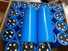 2PCS NEW 22000uF 63V BC VISHAY 051 LONG LIFE HI END CAPS FOR AUDIO !!