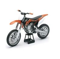 NEW RAY MODELO CRUZ MOTO KTM 450 SX F ESCALA 1:10 MODELO BIKE IDEA DE REGALO
