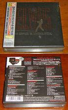 Japan SS 4CD Elvis Presley Complete '68 Comeback Special 40th Anniversary Box