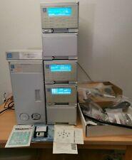 Thermo Fischer DIONEX DX500 Chromotography System, accessories software, Windows