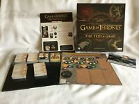 HBO Game of Thrones: The Trivia Game Board Game