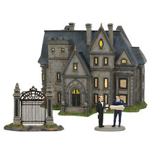 D56 Wayne Manor 6002318 Hot Properties Village*Just Released*Lit Bldng*3 pcs*