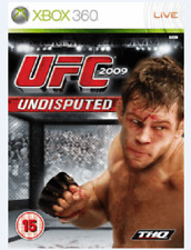 Xbox 360 - UFC Undisputed 2009 (Original Release) **New & Sealed** UK Stock