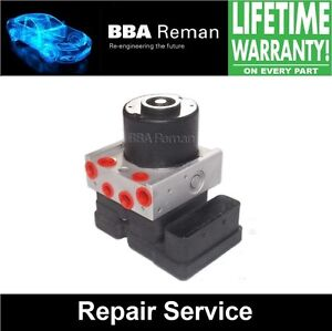 Vauxhall MK70 ATE ABS Pump ECU 10020700814 *Repair Service - Lifetime Warranty*