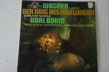 Wagner Auszüge Der Ring des Nibelungen Karl Böhm Nilsson Rysanek King Grein(LP7)