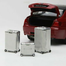 1/18 Scale Travel Luggage Case Set for Display Diecast Model Car rimowa autoart
