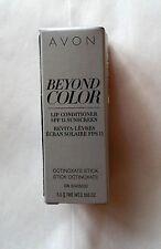 Avon Beyond Color Lip Conditoner 24 hr Moisture Smooth w Retinol Collagen SPF 15