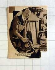 1939 Mr Jh Fry, Barnstaple Only Cooper To Make Devon Water Pitcher