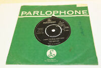 """1963 The Beatles - I Want To Hold Your Hand 7"""" Single"""