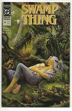 Swamp Thing #91 DC Comics 1990 Wheeler Broderick Alcala VFN