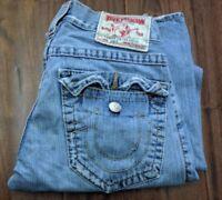 True Religion Billy Flared Jeans Men's 29 Waist 32 Inseam