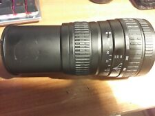 Sigma Zoom 100-300mm 100-300 mm 4.5-6.7 1:4.5-6.7 DL Canon EOS