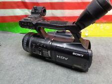 ESTATE* PRO SONY HVR-V1U HDV DVCAM VIDEO CAMERA RECORDER HDMI OUT >YOU TUBE