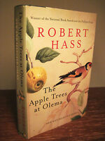 Apple Trees Olema Robert Hass Poems 1st Edition 2nd Printing Poetry