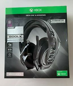 RIG 800LX SE Gaming Wireless Headset with Dolby Atmos for Xbox One and PC Black
