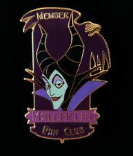 Disney Auctions MALEFICENT FAN CLUB LE 1000 Pin NOC Sleeping Beauty DIABLO