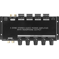 Pro2 4 Zone Stereo Audio Power