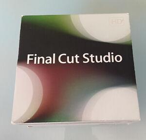 Final Cut Studio 3.0 Retail MB642Z/A