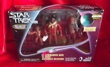 Star Trek FISTFULL OF Données shérif Worf, Alexander, Données PLAYMATES holodeck
