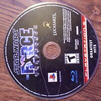 STAR WARS THE FORCE UNLEASHED  ( Sony Playstation 3 PS3 NTSC ) Disk Only