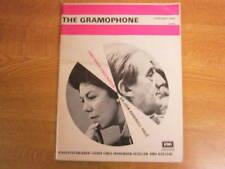 February 1968, GRAMOPHONE, Bernard Haitink, Alec Robertson, Charles Munch.