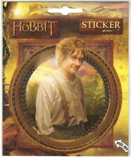 The Hobbit: An Unexpected Journey Bilbo Baggins Image Peel Off Sticker Decal New