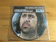 """The Killers-The world we live in.7"""" picture disc"""